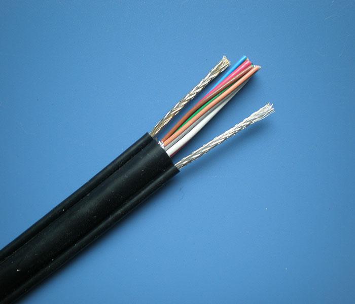 车载DVD导航混合控制电缆