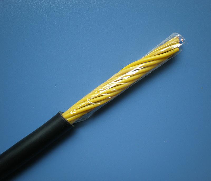 高柔弹性拖链信号控制电缆3