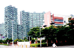 深圳红树西岸楼宇对讲、监控