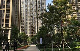 湖北武汉常青万科城智能水表工程