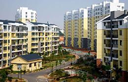 湖北武汉佛祖岭小区楼宇对讲及电梯五方对讲工程